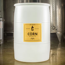 Organic Alcohol 190 Proof Corn Drum