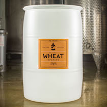Organic Alcohol 190 Proof Wheat Drum