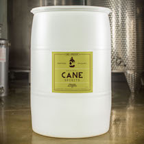 Organic Alcohol 190 Proof Cane Drum